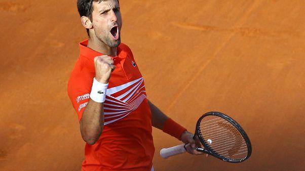 Djokovic ready to fire at Roland Garros as Grand Slam landmark beckons