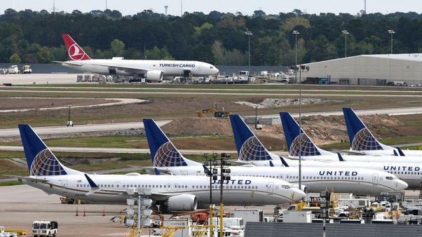 يونايتد إيرلاينز تمدد تعليق رحلات بوينج 737 ماكس حتى 3 أغسطس