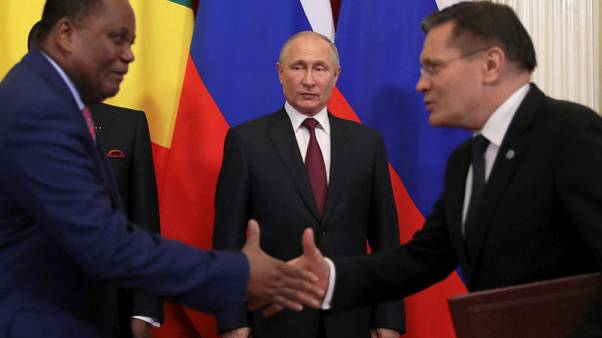 Russia to send military specialists to Congo Republic -Kremlin