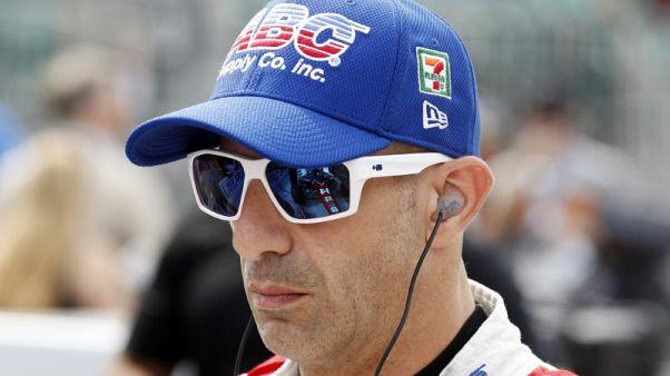 Kanaan tops Indy 500 final practice