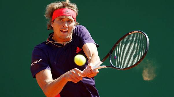 Battling Zverev books Geneva Open final with Jarry