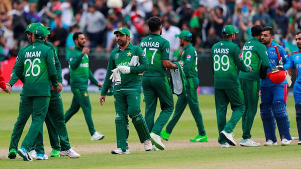 Plucky Afghanistan stun Pakistan in World Cup warm-up