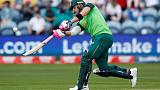 South Africa's Du Plessis on form in warm-up win over Sri Lanka