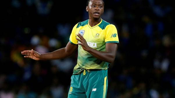 Rusty but pain-free, South Africa's Rabada ready for England challenge
