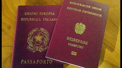 Tramonta doppio passaporto sudtirolesi