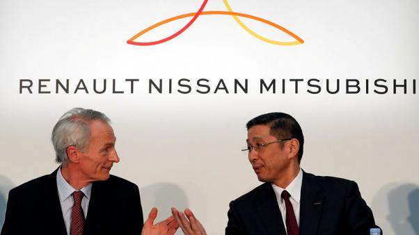 Renault, Nissan, Mitsubishi may discuss a merger in the future
