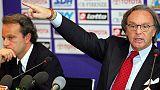 Fiorentina, Diego Della Valle in ritiro