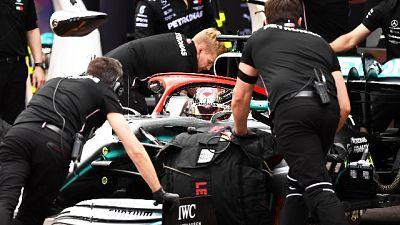 F1: Monaco, Hamilton in pole, 4/o Vettel