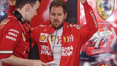 F1: Vettel,per poco fuori entrambi da Q1