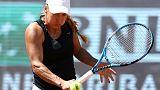 بوتينتسيفا تعوض تأخرها لتفوز بأول لقب فردي لها في نورمبرج