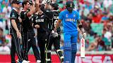 Cricket - New Zealand see off India in low-scoring World Cup warm-up