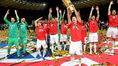 3-0 a Lipsia,Bayern vince Coppa Germania