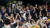 بلنسية يهزم برشلونة حامل اللقب وينال كأس ملك إسبانيا