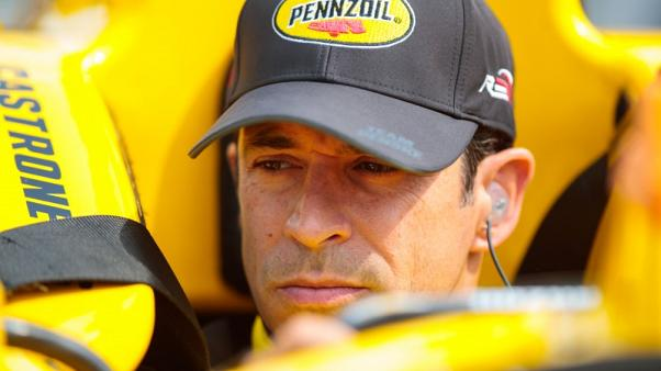 Motor racing - Castroneves has Tiger in his tank for Indy 500