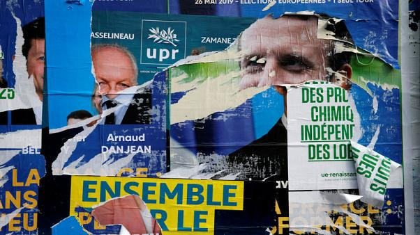 Pro-Europe vote fragments but limits nationalist gains in EU election
