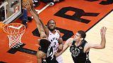 NBA: Toronto asphyxie Milwaukee et s'offre sa première finale