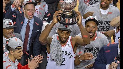 Nba: Toronto nella storia, è in finale