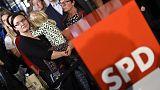Germany's SPD slides in Bremen; jolt for Merkel coalition