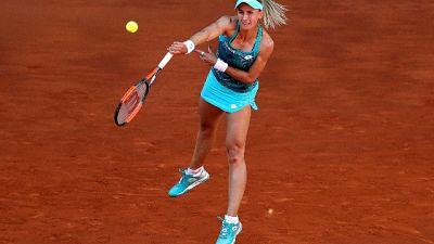 Roland Garros: subito fuori la Kerber