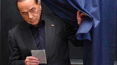 Europee, Berlusconi ha votato a Milano