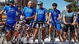 Giro: Motta, Fondriest per beneficenza