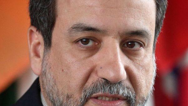 مساعد وزير الخارجية الإيراني يصل سلطنة عمان ويبحث التطورات الإقليمية