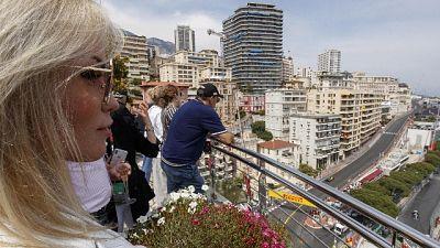 F1:Monaco, Hamilton in testa al via