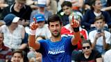 Second 'Nole Slam' would put Djokovic up with Federer and Nadal - Wilander