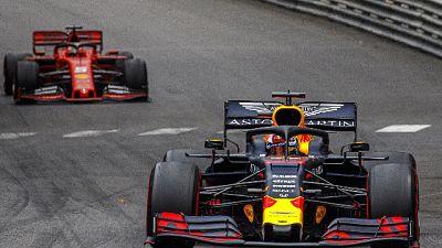F1:Monaco,Hamilton davanti a metà Gp