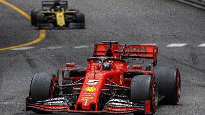 Gp Monaco: Vettel, risultato eccezionale