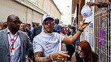 F1: Hamilton dedica sua vittoria a Lauda