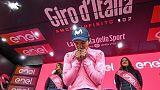 """Giro: Carapaz allunga, Roglic ora a 47"""""""