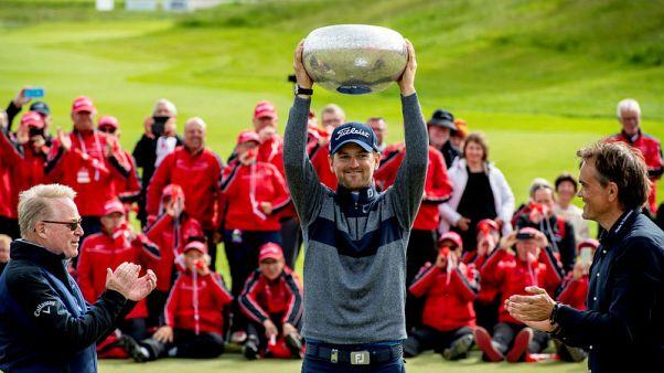 Golf - Wiesberger wins Made in Denmark title by one shot