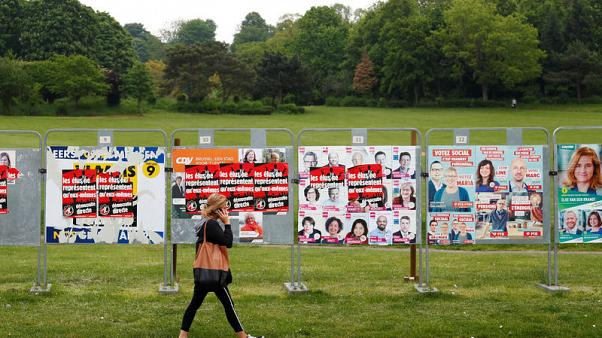 Belgian far right shows strong early gains in national election