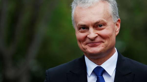 Lithuania's Nauseda wins presidential election