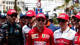 Motor racing: I had to take risks, says Leclerc after Monaco retirement