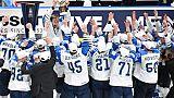 La Finlande championne du monde de hockey sur glace le 26 mai 2019