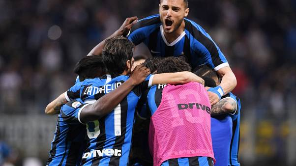 Dramatic late win takes Inter into Champions League