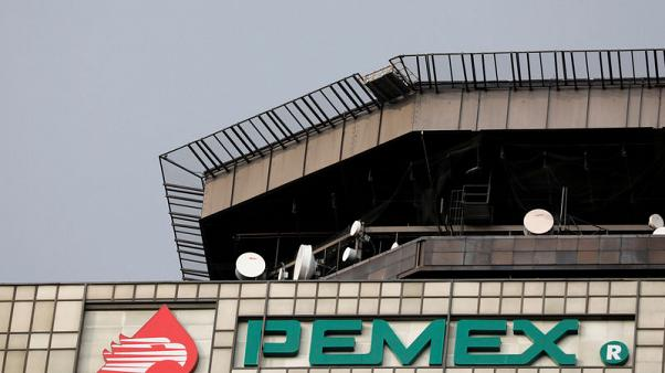 Mexico's president says no layoffs planned at indebted Pemex