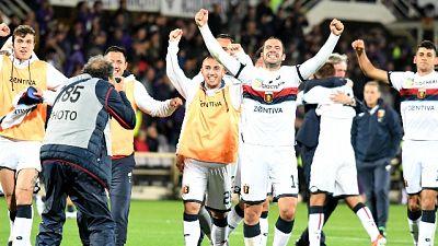 0-0 a Firenze,Genoa salvo grazie a Inter