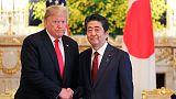 رئيس الوزراء اليابان يقول إنه عازم على إظهار تحالف عالمي قوي مع أمريكا