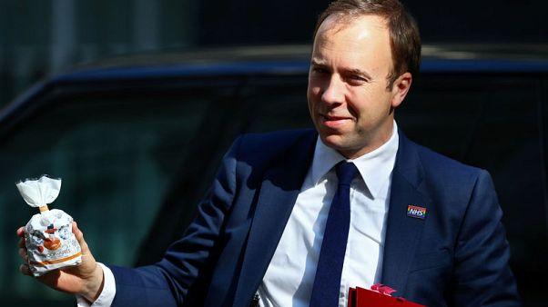 وزير الصحة البريطاني: إجراء انتخابات عامة قبل الخروج يضر البلاد والحزب