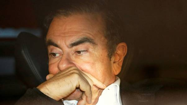 Ghosn's Paris lawyers contacted U.N. body to complain about his treatment