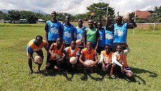 Burundi - Rugby : Formation d'entraineur de Rugby à VII niveau 1