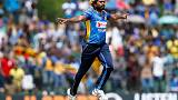 Cricket - Milestones beckons for Malinga in World Cup swansong
