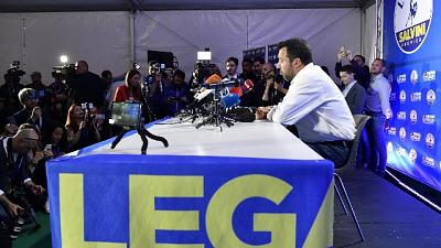 Salvini, riequilibrio? Non mi interessa