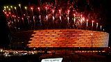 Ligue Europa: à Bakou, le sport en vitrine du régime