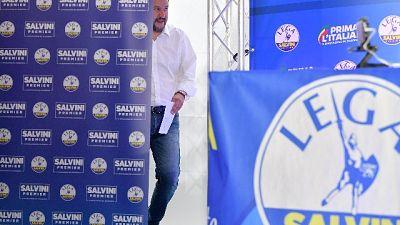 Europee: a Salvini 2,2 mln di preferenze