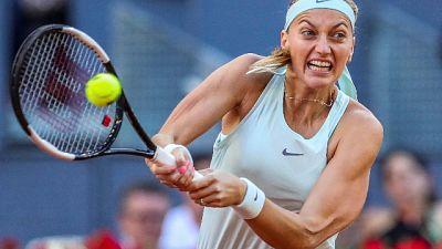 Roland Garros: la Kvitova si ritira