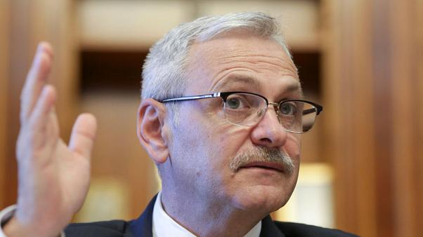 Romanian Supreme Court upholds corruption conviction against ruling party leader Dragnea